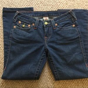 True Religion Jeans, Becky, Size 27